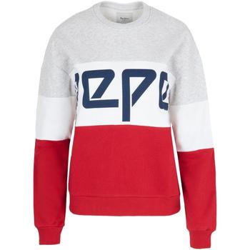 vaatteet Naiset Svetari Pepe jeans PL580853 Punainen