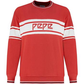 vaatteet Naiset Svetari Pepe jeans PL580855 Punainen