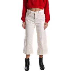 vaatteet Naiset 3/4 & 7/8-pituiset farkut Pepe jeans PL203424R Beige
