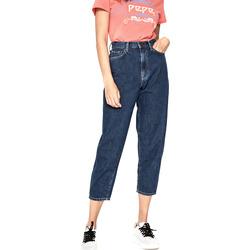 vaatteet Naiset 3/4 & 7/8-pituiset farkut Pepe jeans PL203420R Sininen