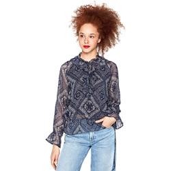 vaatteet Naiset Paitapusero / Kauluspaita Pepe jeans PL303418 Sininen