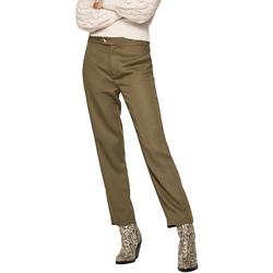 vaatteet Naiset Chino-housut / Porkkanahousut Pepe jeans PL211326 Vihreä