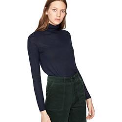 vaatteet Naiset Neulepusero Pepe jeans PL504278 Sininen