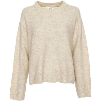 vaatteet Naiset Neulepusero Pepe jeans PL701548 Beige