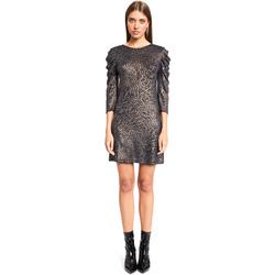 vaatteet Naiset Lyhyt mekko Denny Rose 921ND14002 Musta