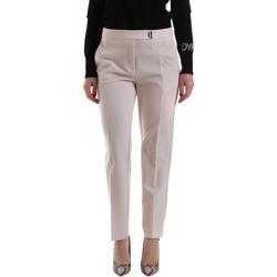 vaatteet Naiset Chino-housut / Porkkanahousut Gaudi 921FD25001 Beige