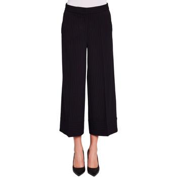 vaatteet Naiset Väljät housut / Haaremihousut Gaudi 921FD25015 Musta