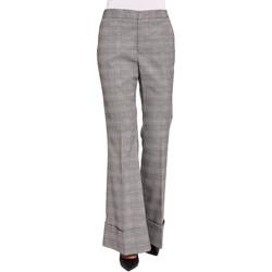 vaatteet Naiset Puvun housut Gaudi 921FD25022 Musta