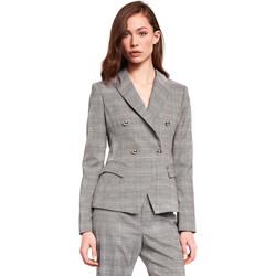 vaatteet Naiset Takit / Bleiserit Gaudi 921FD35034 Musta