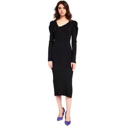 vaatteet Naiset Lyhyt mekko Gaudi 921FD13002 Musta