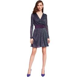 vaatteet Naiset Lyhyt mekko Gaudi 921FD14003 Sininen