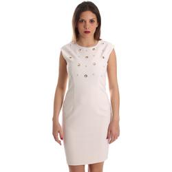 vaatteet Naiset Lyhyt mekko Gaudi 921FD15004 Beige