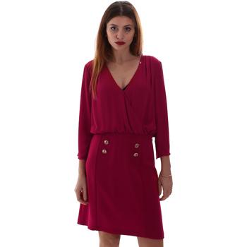 vaatteet Naiset Lyhyt mekko Gaudi 921FD15037 Vaaleanpunainen