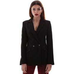 vaatteet Naiset Takit / Bleiserit Gaudi 921FD35003 Musta