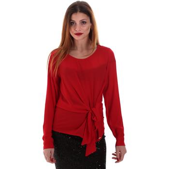 vaatteet Naiset Paitapusero / Kauluspaita Gaudi 921FD45029 Punainen