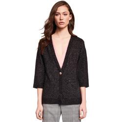 vaatteet Naiset Neuleet / Villatakit Gaudi 921FD53003 Musta