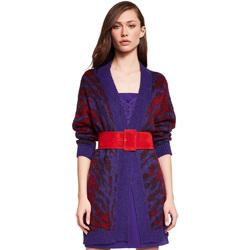 vaatteet Naiset Neuleet / Villatakit Gaudi 921FD53048 Violetti