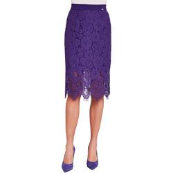 vaatteet Naiset Hame Gaudi 921FD75003 Violetti