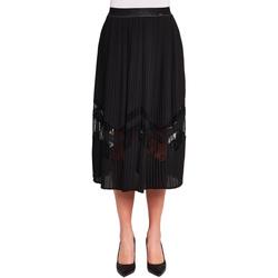 vaatteet Naiset Hame Gaudi 921FD75006 Musta