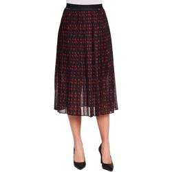vaatteet Naiset Hame Gaudi 921FD75008 Musta