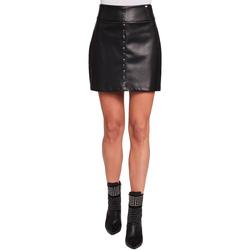 vaatteet Naiset Hame Gaudi 921FD78001 Musta