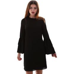 vaatteet Naiset Lyhyt mekko Gaudi 921BD15025 Musta