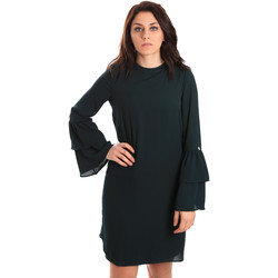 vaatteet Naiset Lyhyt mekko Gaudi 921BD15025 Vihreä