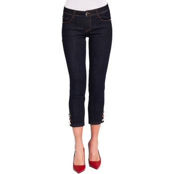 vaatteet Naiset Farkut Gaudi 921BD26015 Sininen