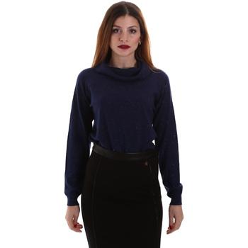 vaatteet Naiset Neulepusero Gaudi 921BD53026 Sininen
