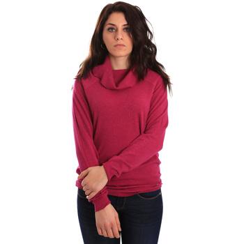 vaatteet Naiset Neulepusero Gaudi 921BD53026 Vaaleanpunainen