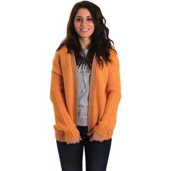 vaatteet Naiset Neuleet / Villatakit Gaudi 921BD53041 Keltainen