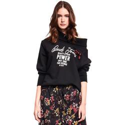 vaatteet Naiset Svetari Gaudi 921BD64030 Musta