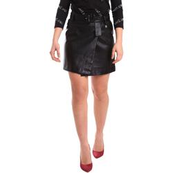 vaatteet Naiset Hame Gaudi 921BD75003 Musta