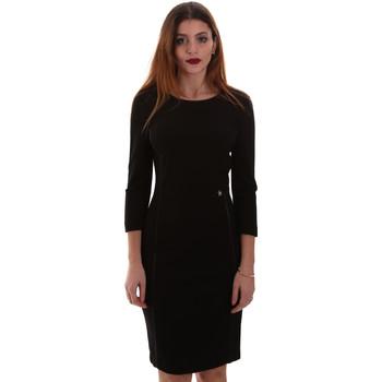 vaatteet Naiset Lyhyt mekko Gaudi 921BD14001 Musta