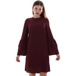 vaatteet Naiset Lyhyt mekko Gaudi 921BD15025 Punainen