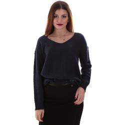 vaatteet Naiset Neulepusero Gaudi 921BD53043 Sininen