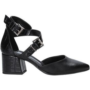 kengät Naiset Korkokengät Grace Shoes 774108 Musta