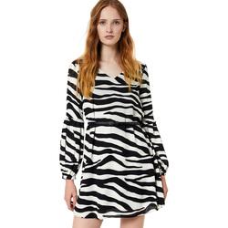 vaatteet Naiset Lyhyt mekko Liu Jo W69063 T5630 Musta