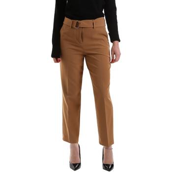 vaatteet Naiset Chino-housut / Porkkanahousut Liu Jo W69089 T7896 Beige