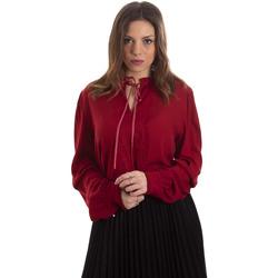 vaatteet Naiset Paitapusero / Kauluspaita Liu Jo F69053 T4090 Punainen