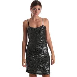 vaatteet Naiset Lyhyt mekko Liu Jo F69179 J5813 Musta