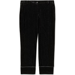 vaatteet Naiset Puvun housut Liu Jo F69250 T4097 Musta
