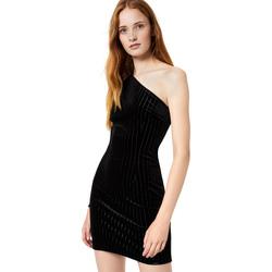 vaatteet Naiset Lyhyt mekko Liu Jo F69289 T4097 Musta