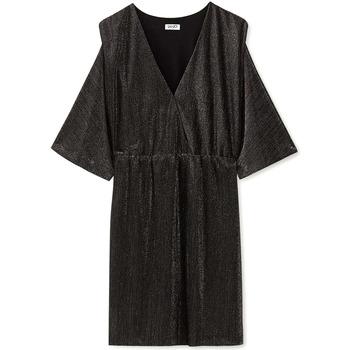 vaatteet Naiset Lyhyt mekko Liu Jo F69392 J5828 Musta