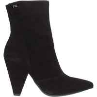 kengät Naiset Nilkkurit NeroGiardini A909453DE Musta