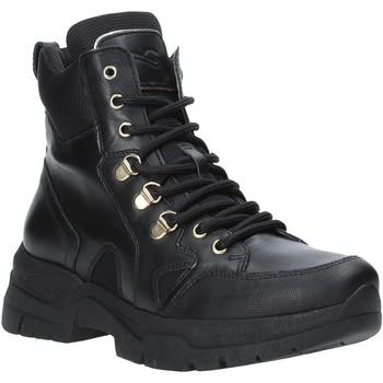 kengät Naiset Bootsit NeroGiardini A909065D Musta