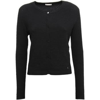 vaatteet Naiset Neuleet / Villatakit NeroGiardini A964525D Musta