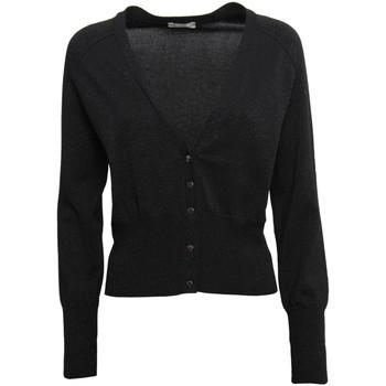 vaatteet Naiset Neuleet / Villatakit NeroGiardini A964560D Musta