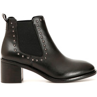 kengät Naiset Nilkkurit Café Noir GE144 Musta