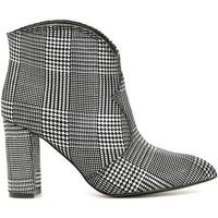 kengät Naiset Nilkkurit Café Noir LF833 Valkoinen